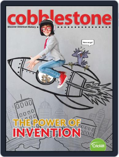 Cobblestone American History and Current Events for Kids and Children February 1st, 2019 Digital Back Issue Cover