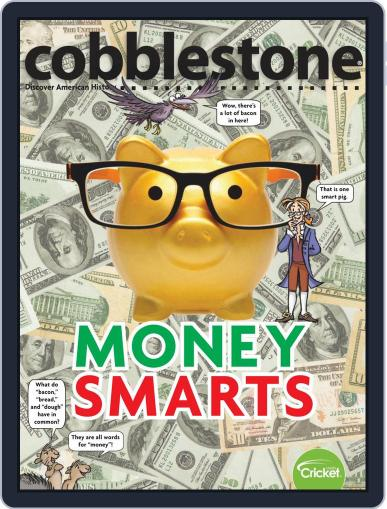 Cobblestone American History and Current Events for Kids and Children May 1st, 2019 Digital Back Issue Cover
