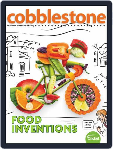 Cobblestone American History and Current Events for Kids and Children February 1st, 2020 Digital Back Issue Cover