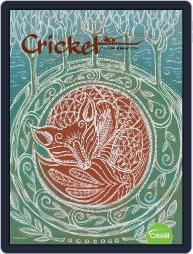 Cricket Magazine Fiction And Non-fiction Stories For Children And Young Teens January 1st, 2019 Digital Back Issue Cover