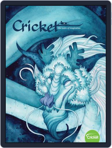 Cricket Magazine Fiction And Non-fiction Stories For Children And Young Teens October 1st, 2019 Digital Back Issue Cover