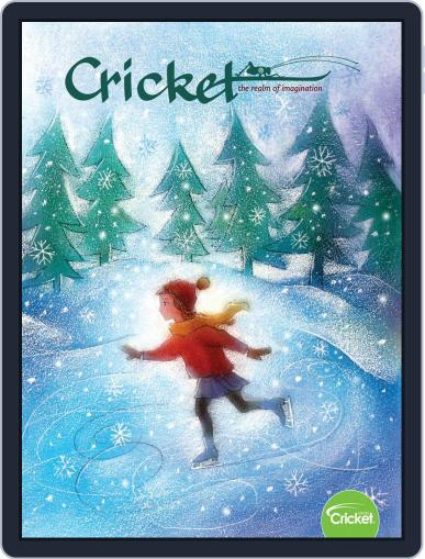 Cricket Magazine Fiction And Non-fiction Stories For Children And Young Teens February 1st, 2020 Digital Back Issue Cover