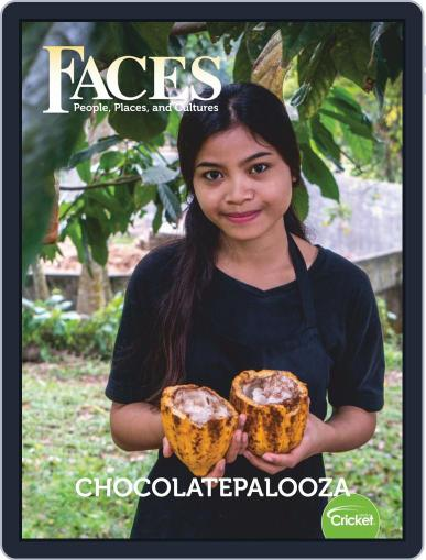 Faces People, Places, and World Culture for Kids and Children October 1st, 2019 Digital Back Issue Cover