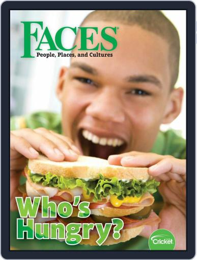 Faces People, Places, and World Culture for Kids and Children February 1st, 2020 Digital Back Issue Cover