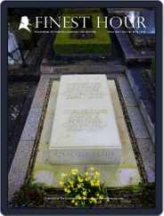 Finest Hour (Digital) Subscription January 29th, 2015 Issue