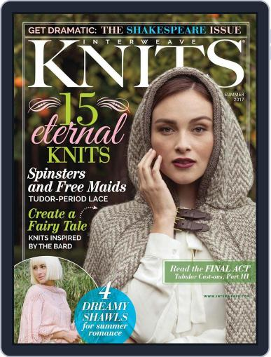 Interweave Knits April 1st, 2017 Digital Back Issue Cover