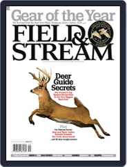Field & Stream (Digital) Subscription August 11th, 2008 Issue