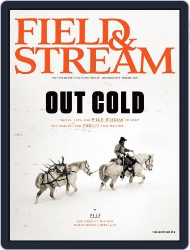 Field & Stream December 1st, 2019 Digital Back Issue Cover