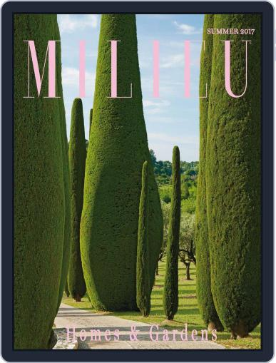 MILIEU May 15th, 2017 Digital Back Issue Cover