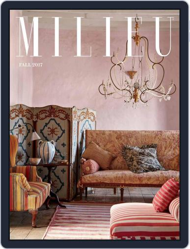 MILIEU August 14th, 2017 Digital Back Issue Cover