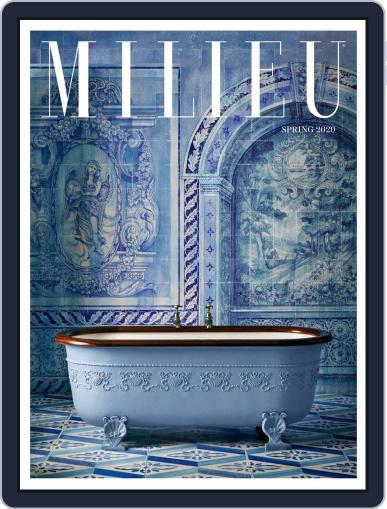 MILIEU February 21st, 2020 Digital Back Issue Cover