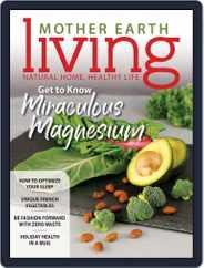 Mother Earth Living (Digital) Subscription November 1st, 2019 Issue