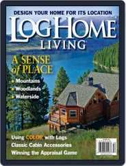 Log Home Living (Digital) Subscription November 28th, 2012 Issue