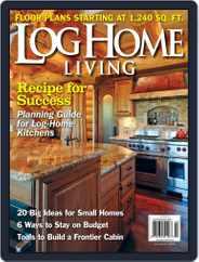 Log Home Living (Digital) Subscription December 18th, 2012 Issue