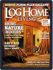 Log Home Living (Digital) Subscription March 4th, 2014 Issue
