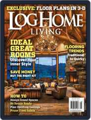 Log Home Living (Digital) Subscription July 1st, 2014 Issue