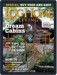 Log Home Living (Digital) Subscription April 8th, 2015 Issue