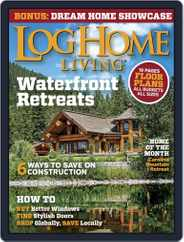 Log Home Living (Digital) Subscription June 1st, 2015 Issue