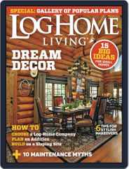 Log Home Living (Digital) Subscription August 1st, 2015 Issue