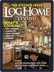 Log Home Living (Digital) Subscription April 5th, 2016 Issue
