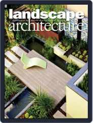 Landscape Architecture (Digital) Subscription April 9th, 2009 Issue
