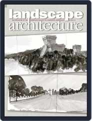 Landscape Architecture (Digital) Subscription May 19th, 2009 Issue