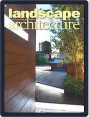 Landscape Architecture (Digital) Subscription June 19th, 2009 Issue