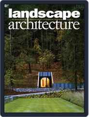 Landscape Architecture (Digital) Subscription July 20th, 2009 Issue