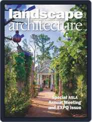 Landscape Architecture (Digital) Subscription August 21st, 2009 Issue