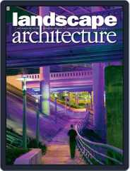 Landscape Architecture (Digital) Subscription September 22nd, 2009 Issue