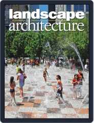 Landscape Architecture (Digital) Subscription November 20th, 2009 Issue