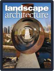 Landscape Architecture (Digital) Subscription January 21st, 2010 Issue