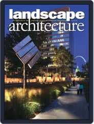 Landscape Architecture (Digital) Subscription March 19th, 2010 Issue