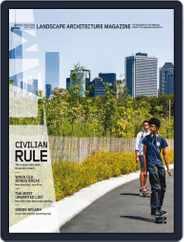 Landscape Architecture (Digital) Subscription June 1st, 2015 Issue