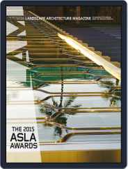 Landscape Architecture (Digital) Subscription October 1st, 2015 Issue
