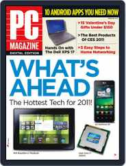 Pc (Digital) Subscription January 31st, 2011 Issue
