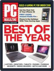 Pc (Digital) Subscription November 29th, 2011 Issue