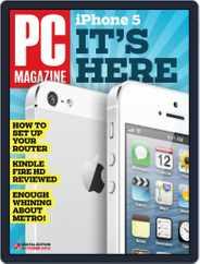 Pc (Digital) Subscription September 21st, 2012 Issue