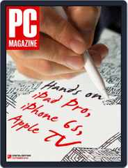 Pc (Digital) Subscription September 25th, 2015 Issue