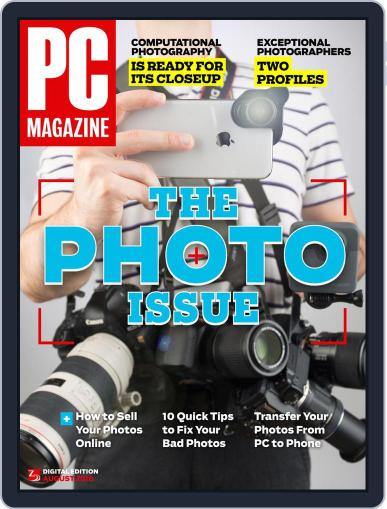Pc August 1st, 2018 Digital Back Issue Cover