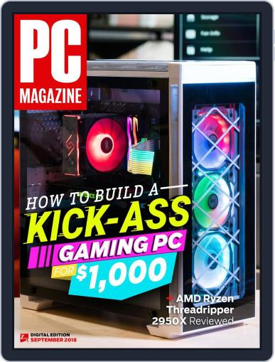 Pc September 1st, 2018 Digital Back Issue Cover
