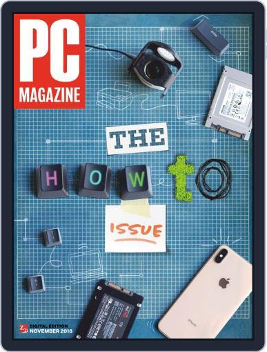 Pc November 1st, 2018 Digital Back Issue Cover