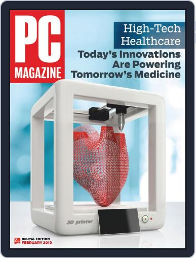 Pc February 1st, 2019 Digital Back Issue Cover