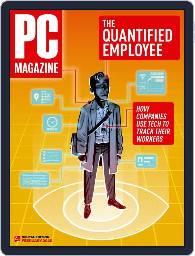 Pc February 1st, 2020 Digital Back Issue Cover