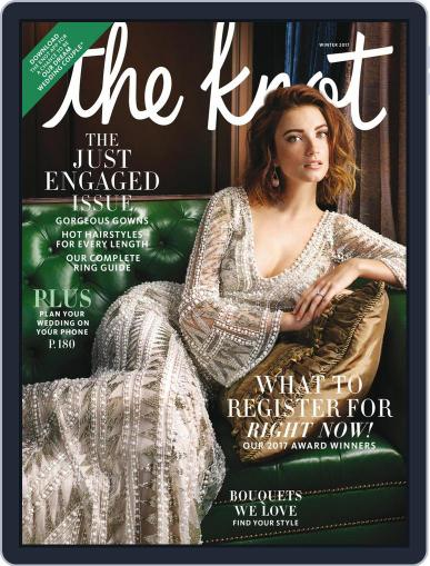 The Knot Weddings October 23rd, 2017 Digital Back Issue Cover