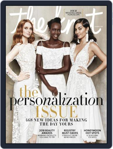 The Knot Weddings April 9th, 2018 Digital Back Issue Cover