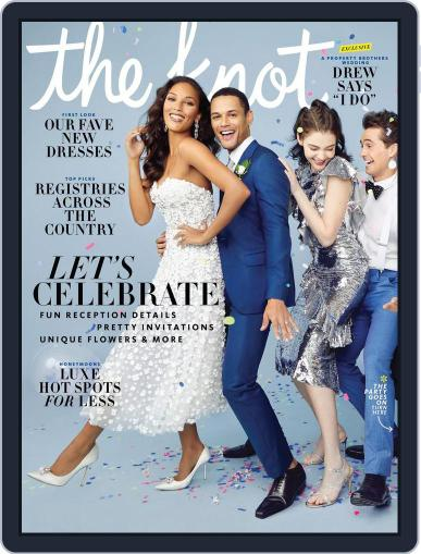 The Knot Weddings July 9th, 2018 Digital Back Issue Cover