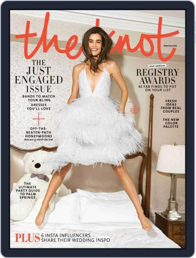The Knot Weddings October 15th, 2018 Digital Back Issue Cover