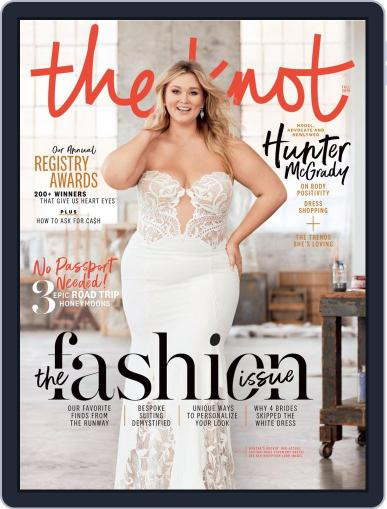 The Knot Weddings July 15th, 2019 Digital Back Issue Cover