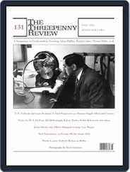 The Threepenny Review (Digital) Subscription September 1st, 2012 Issue